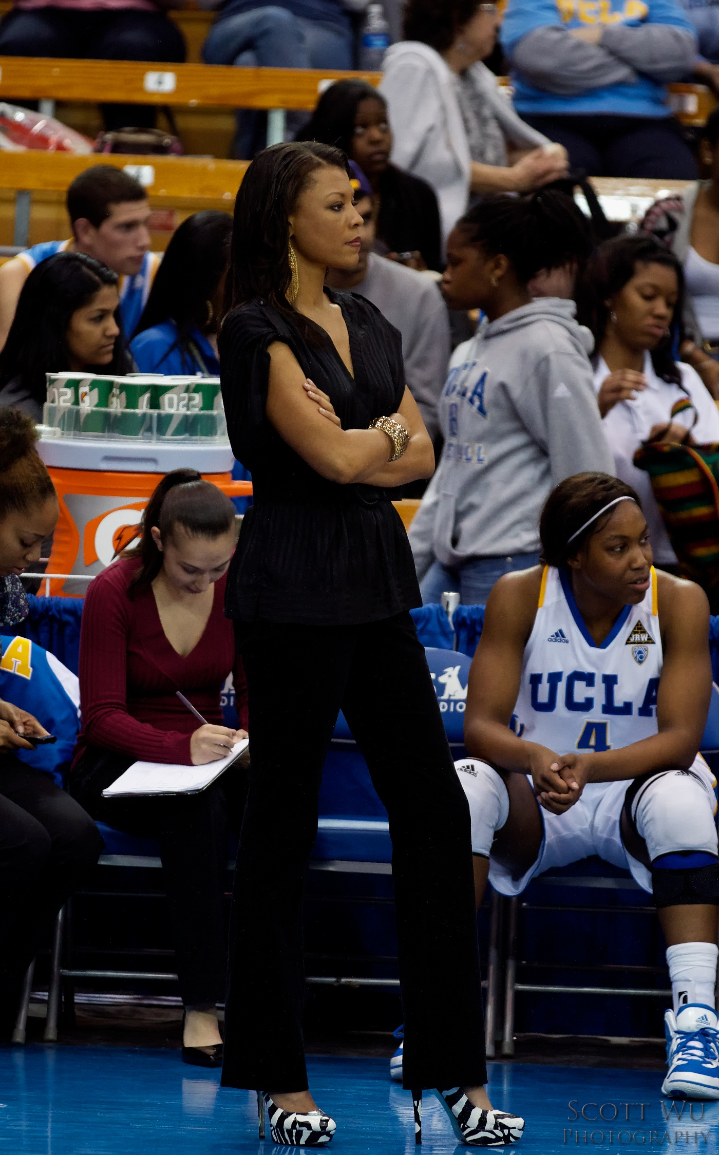 UCLA Women's Basketball v. Washington | ReadyandReach.com