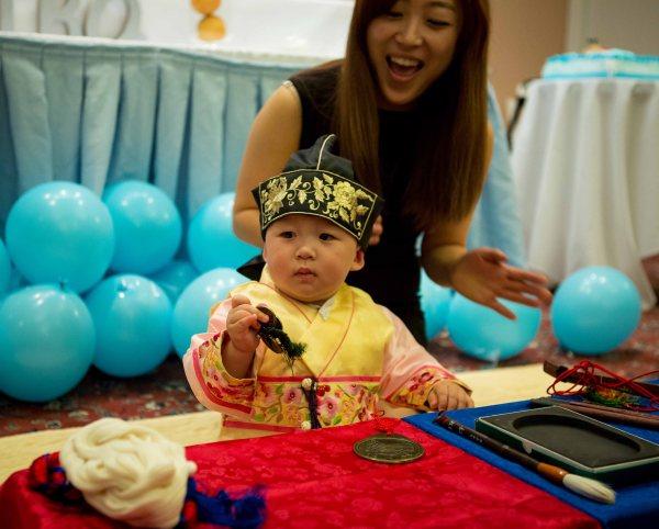 13.03.03 Astro Lee 1st Birthday 0047  by Scott Wu-451
